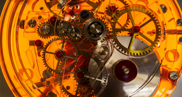 La montre mécanique intéresse les plus âgés sans être obsolète
