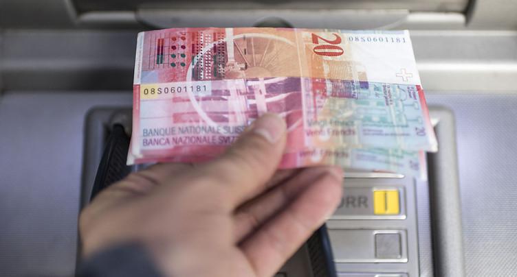 Toute petite hausse des salaires prévue en 2022 (étude UBS)