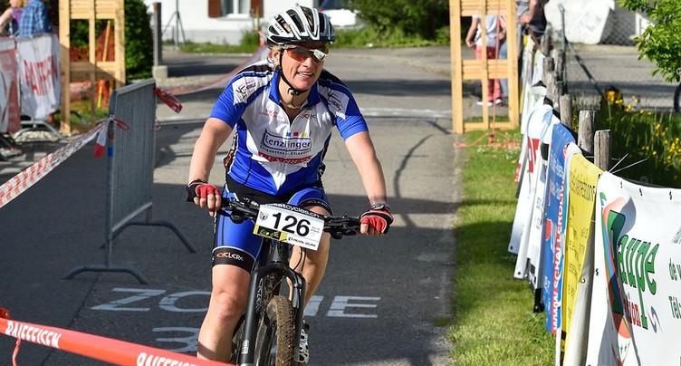 Bruno Vitali et Sandra Stadelmann-Hushi domptent le Tour de R'beutz