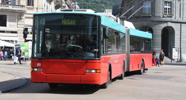 Davantage de bus sur le Plateau de Diesse et à Bienne