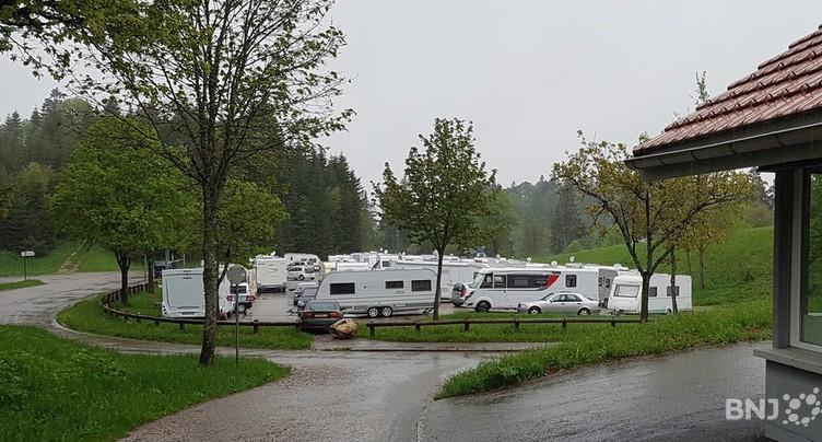 Neuchâtel se dote d'une loi sur l'accueil des communautés nomades