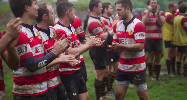 Neuchâtel Rugby montre les dents