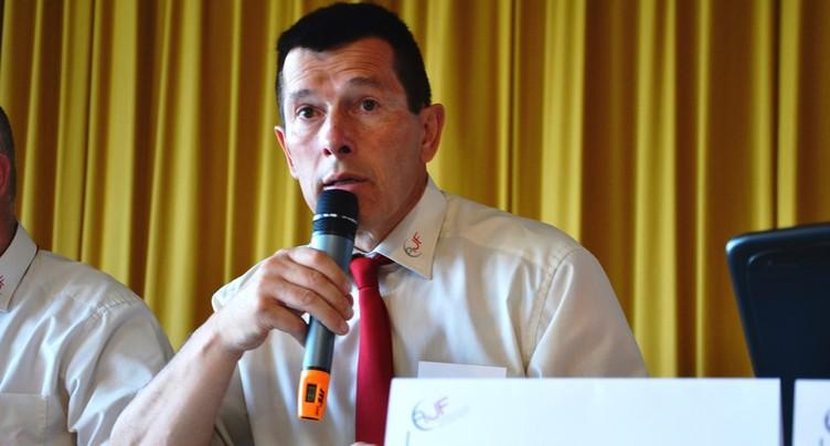 Etienne Cattin ne dirige plus l'AJF