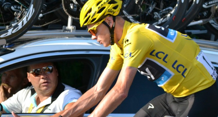 Le roi Froome conserve sa couronne