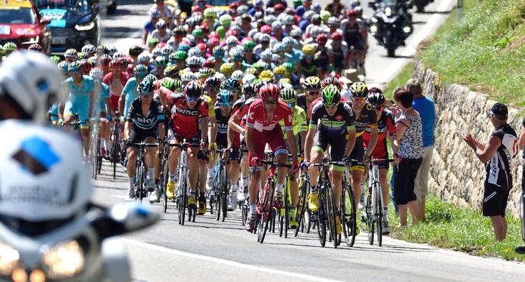 Dopage mécanique : les vélos passés aux rayons X