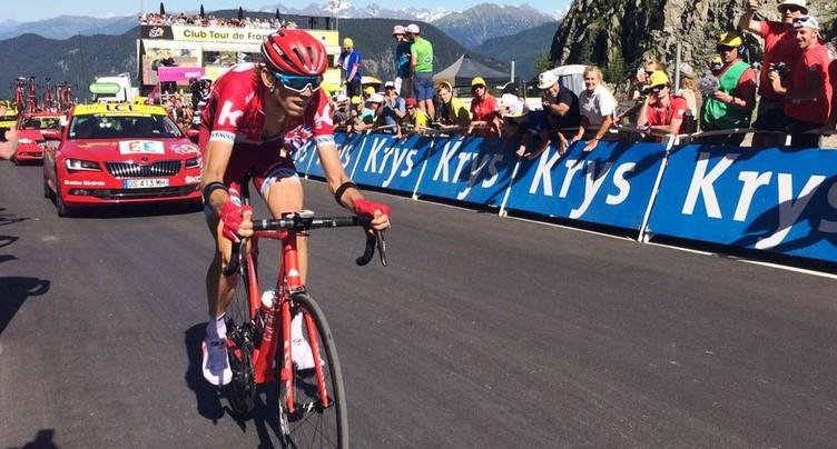 Dans le rétro : le Tour de France en Suisse