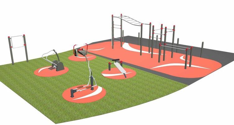 La Neuveville aura son parc de Street Workout