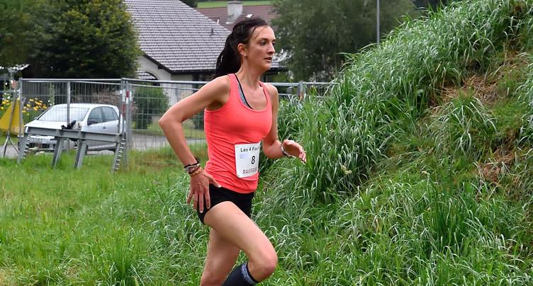Morgane Crausaz et Gilles Bailly victorieux à la Mervelinde