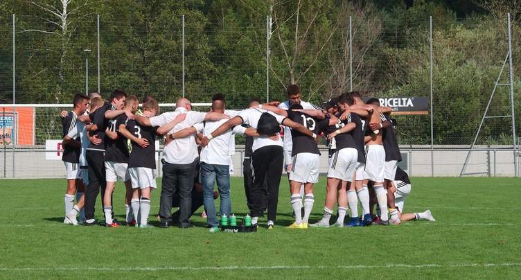 Pascal Oppliger à la tête du FC Portalban-Gletterens