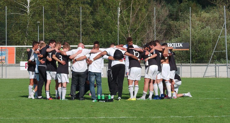 Le FC Portalban/Gletterens relégué