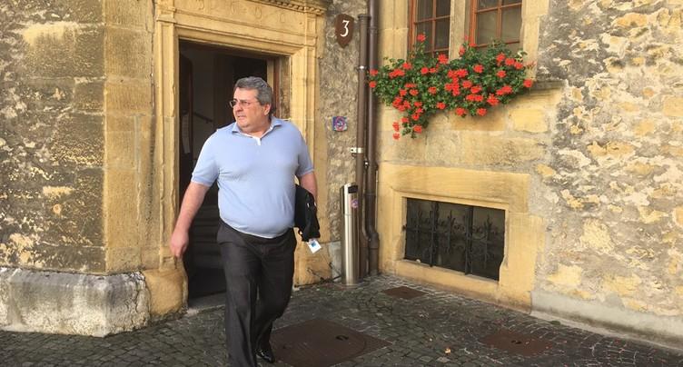 Chagaev entendu par la Cour pénale le 17 mai