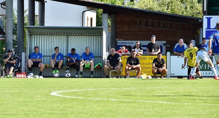 Le FC Bassecourt perd son entraîneur-assistant
