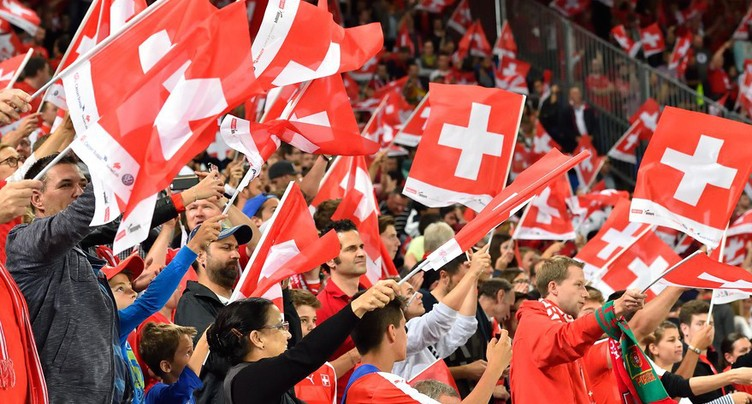 La Suisse accueillera l'Angleterre à Bienne juste avant l'Euro