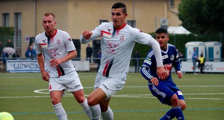 Le FC Ticino encore vaincu