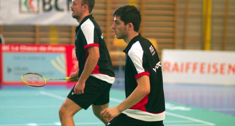 Match nul en badminton