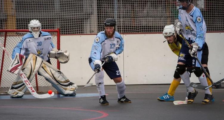 C'est bien parti en streethockey