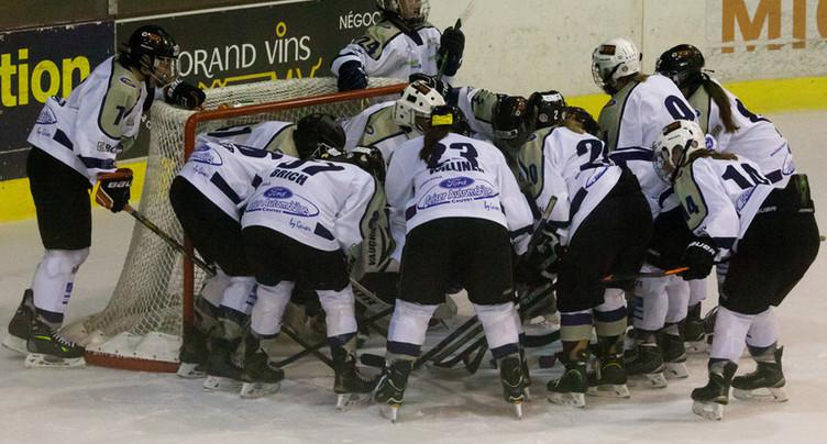 Neuchâtel Academy affrontera Lugano en playoffs