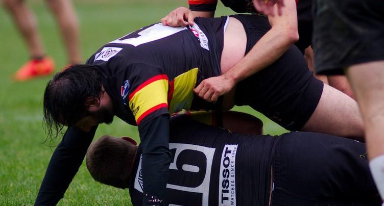 Rugby : défaite de La Chaux-de-Fonds, Neuchâtel au repos forcé