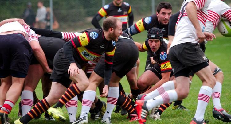 Rugby : Neuchâtel corrige Monthey