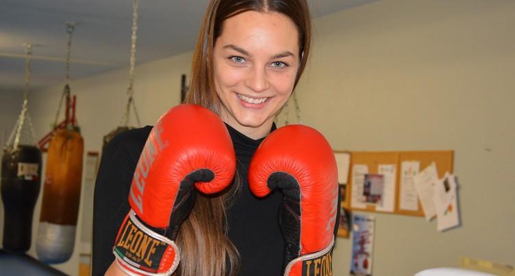 Boxe : Mathilde Piguet perd en finale