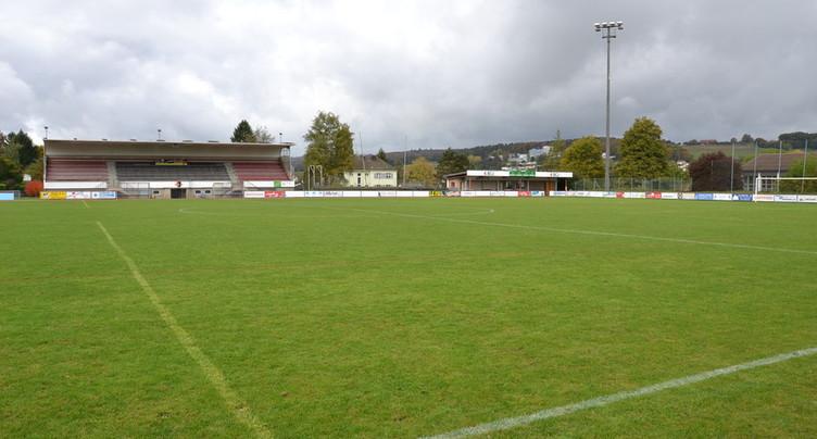 Des SRD au FC Porrentruy