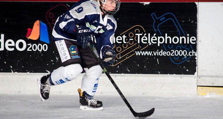 Nouvelle défaite pour la Neuchâtel Hockey Academy