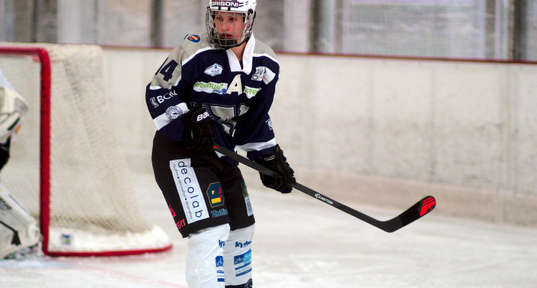La Neuchâtel Hockey Academy battue à Thoune