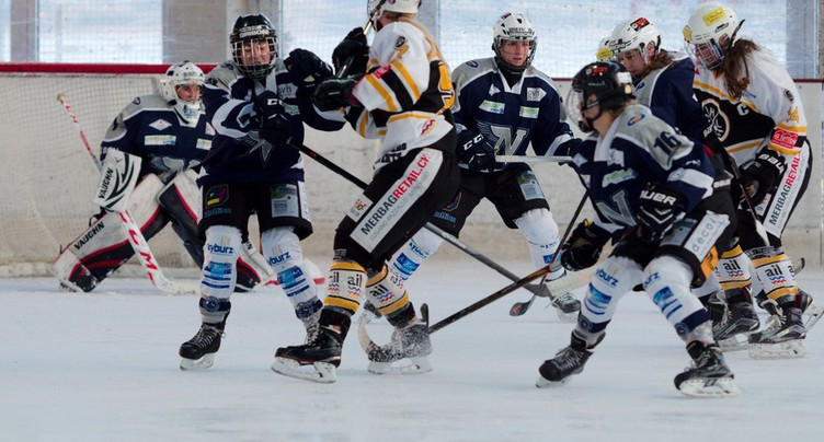 Neuchâtel Hockey Academy lance bien sa saison