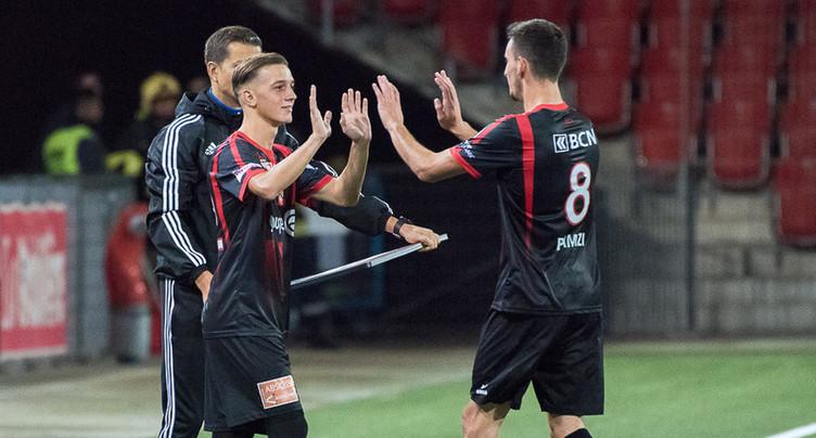 Liridon Mulaj suspendu pour trois matches