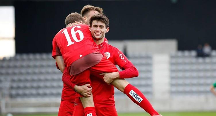Promotion validée pour le FC Bienne