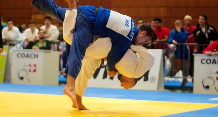 Les hommes du Judo Cortaillod font presque le plein