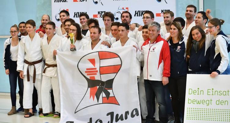 Judo Jura promu en LNA