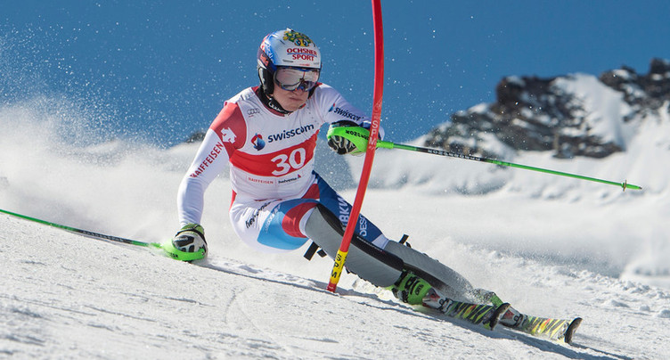 Adelboden coupé du monde avant les épreuves du week-end