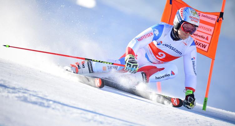 Un 9e rang olympique pour Loïc Meillard
