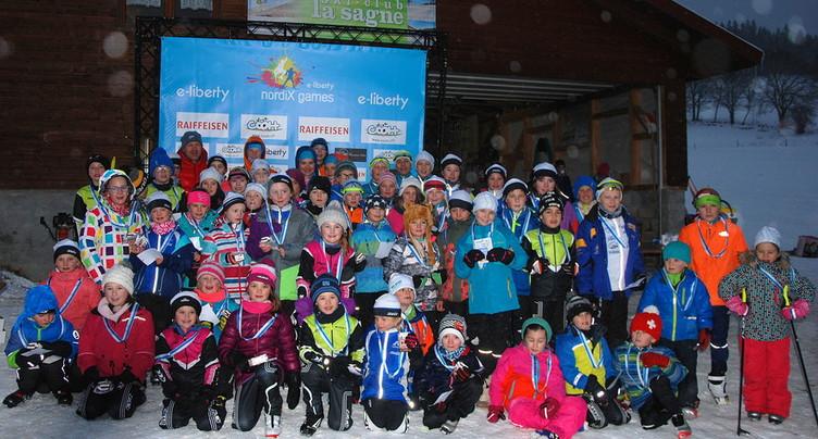 A la découverte du ski de fond