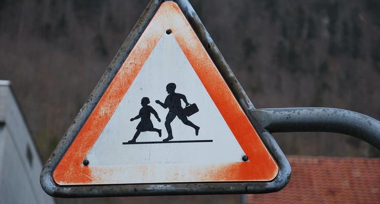 L'école de Courtedoux restera fermée jusqu'à mardi
