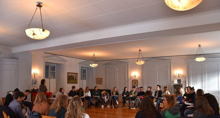 Échanges littéraires entre lycéens suisses