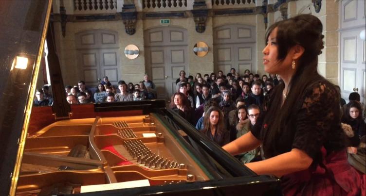 Le piano comme moyen de communication
