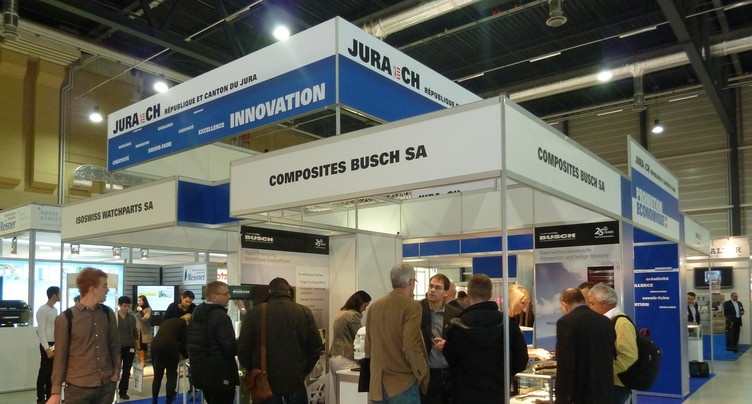 Quatre sociétés jurassiennes au Swiss Plastics