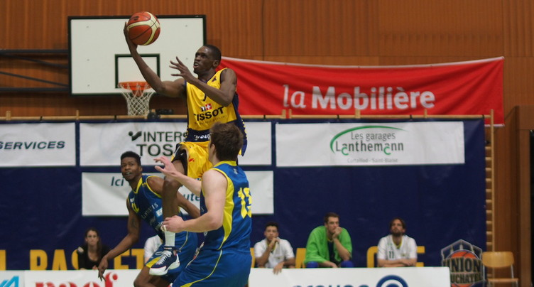 Union Neuchâtel s'empare de la quatrième place