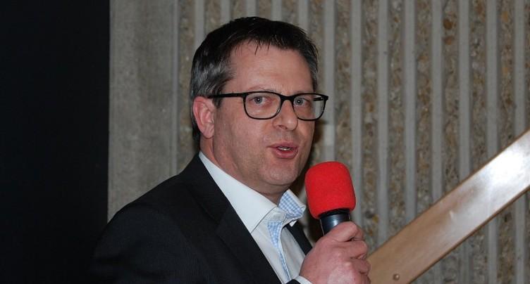 Christophe Calame élu à Val-de-Travers