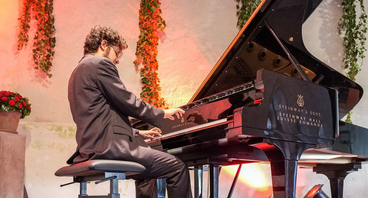 Porrentruy et Saint-Ursanne capitales du piano