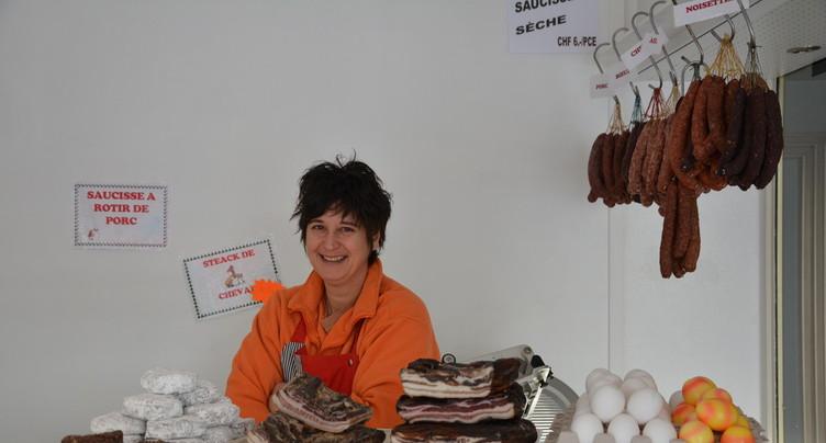 Le retour d'une boucherie indépendante à Delémont
