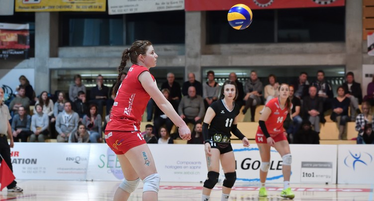 Le Volleyball Franches-Montagnes se relance
