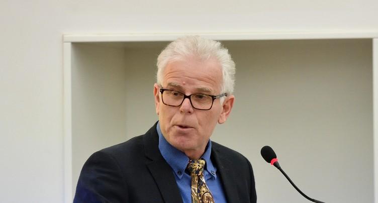 Francis Scheidegger quitte le Parlement