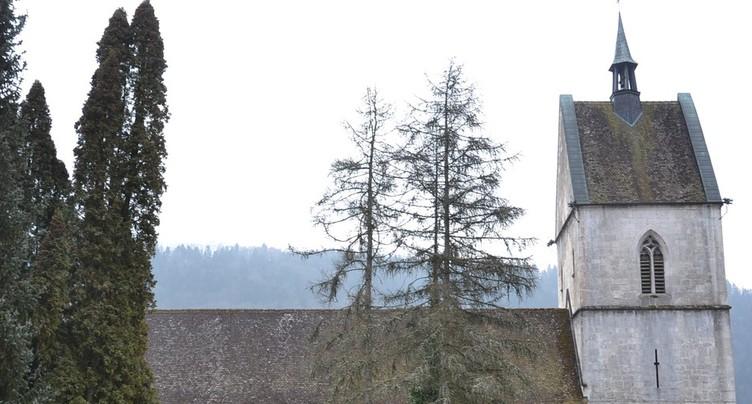Les Eglises de St-Ursanne, Soubey et Ocourt-La Motte vont s'unir