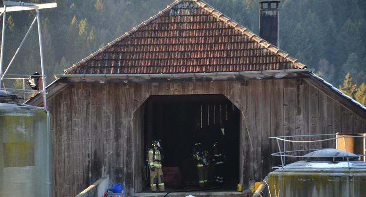 Les causes de l'incendie à La Tanne élucidées