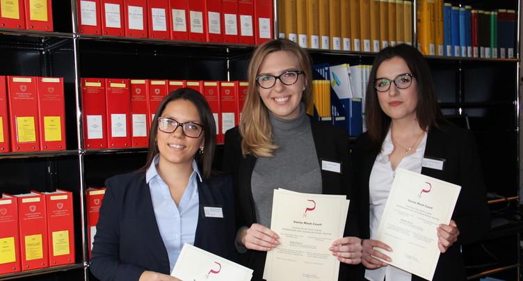 Des étudiantes neuchâteloises brillent à Lucerne