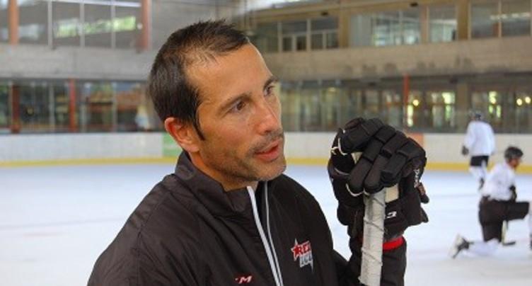 Changement d'entraîneur à Martigny Red Ice
