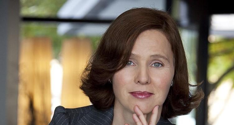 Friedrun Sabine Burkhalter ambassadrice de la Croix-Rouge